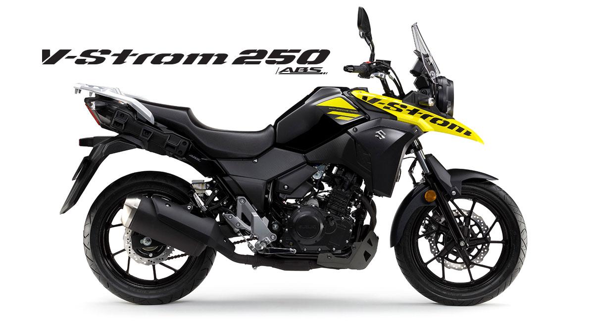 V-STROM-DL250