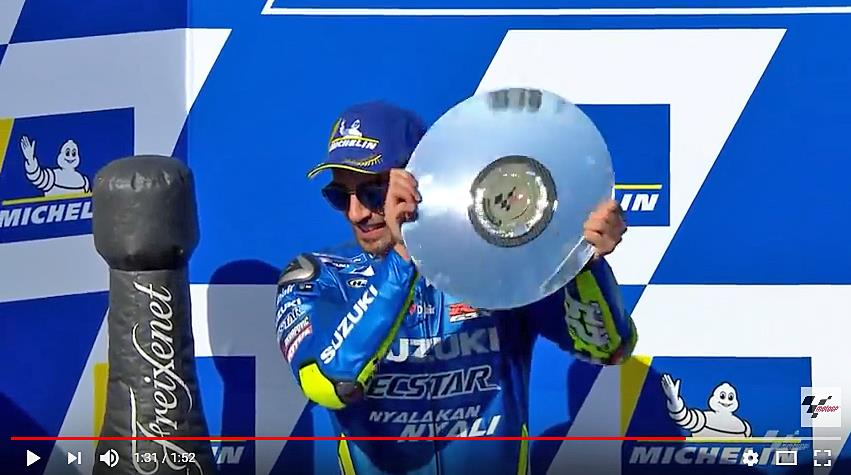 Suzuki In Action – Australian MotoGP Video Online