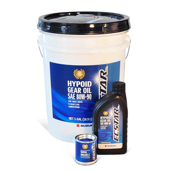 hypoid gear oil