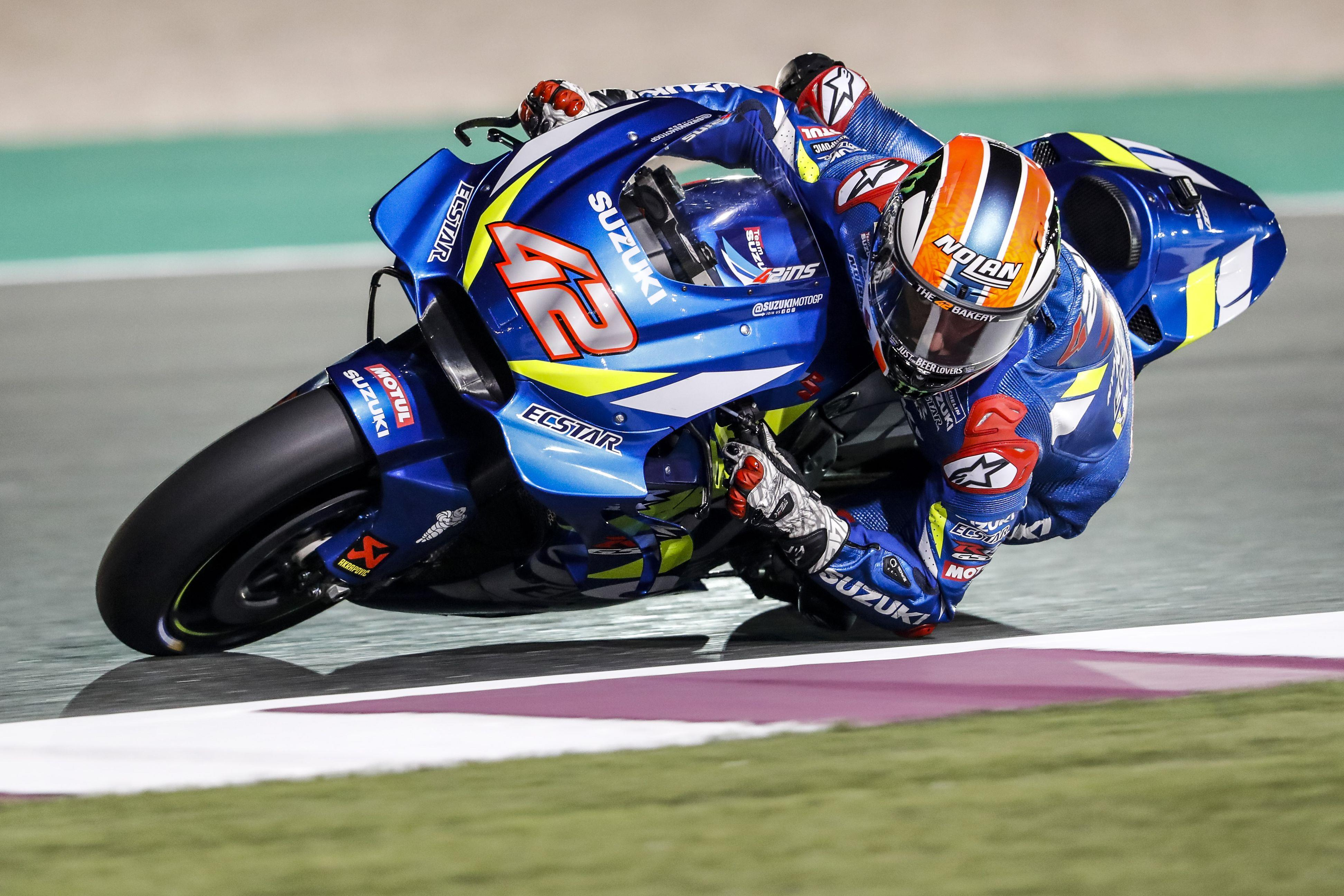 Qatar Day 2 Sees Rins Fly To The Top Of The Sheet