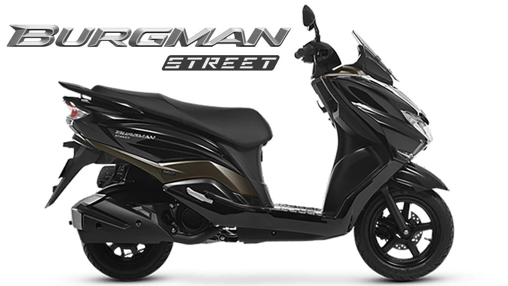 Suzuki | Scooters | Address UK110