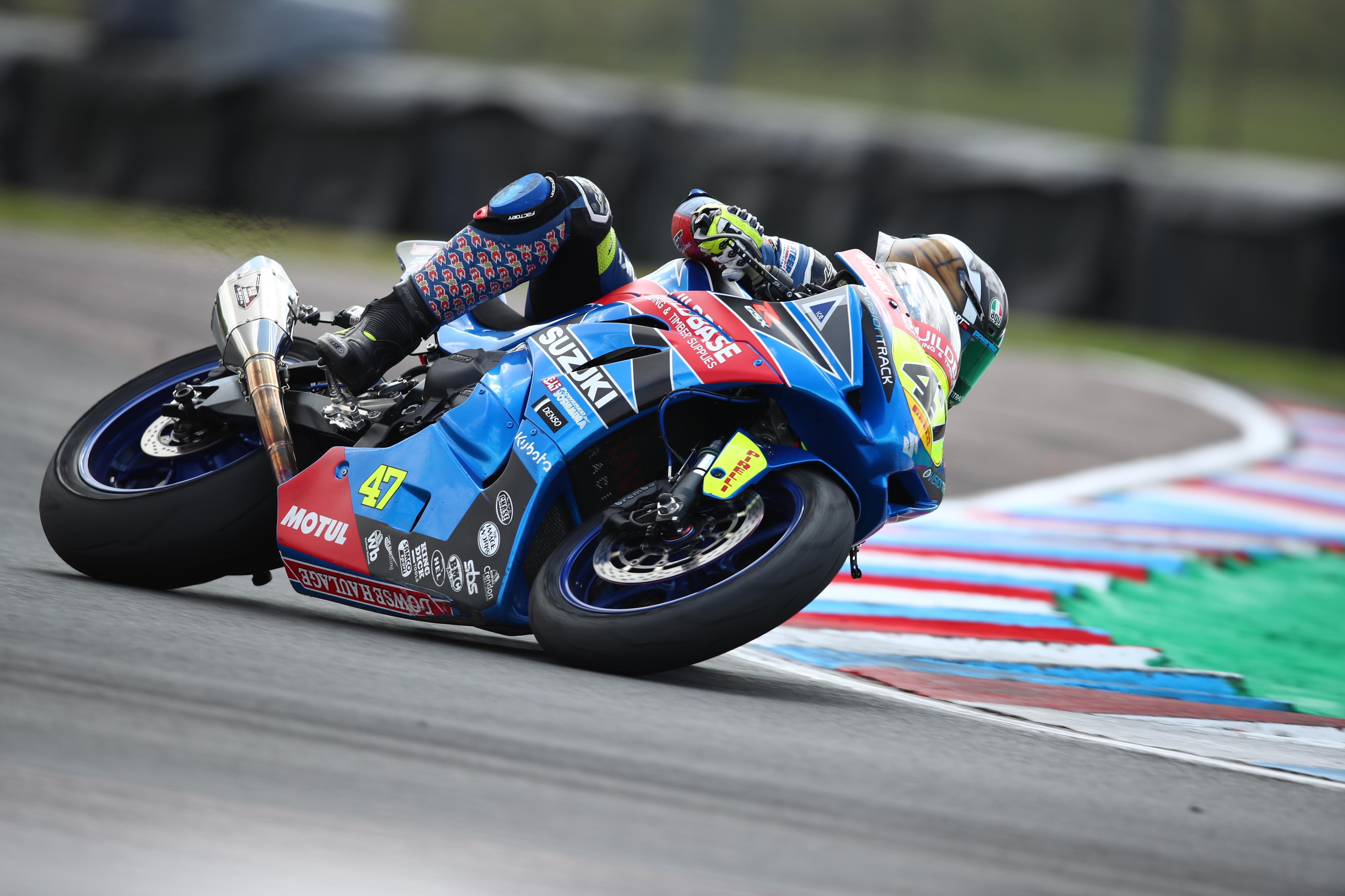 Superstock Champion Cooper To Ride Superbike At Assen