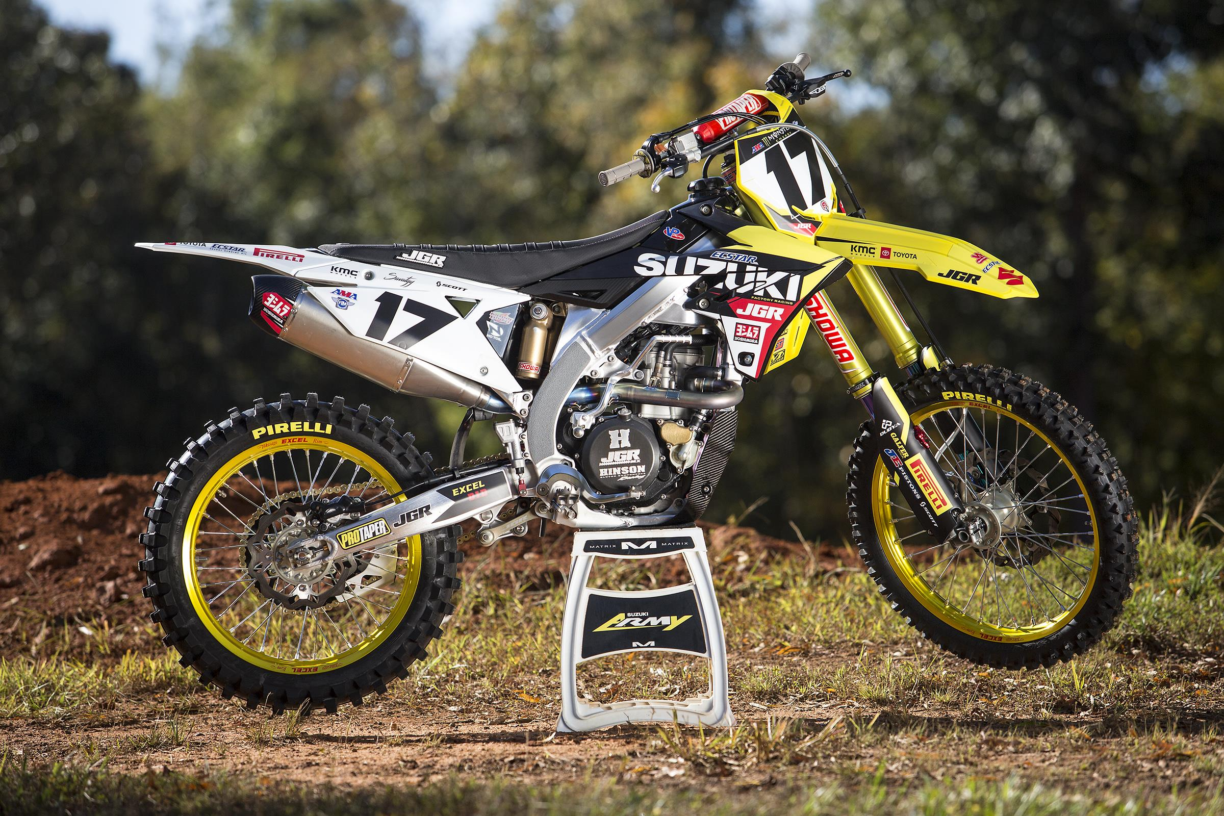 Suzuki Announces 2020 JGRMX Yoshimura Team