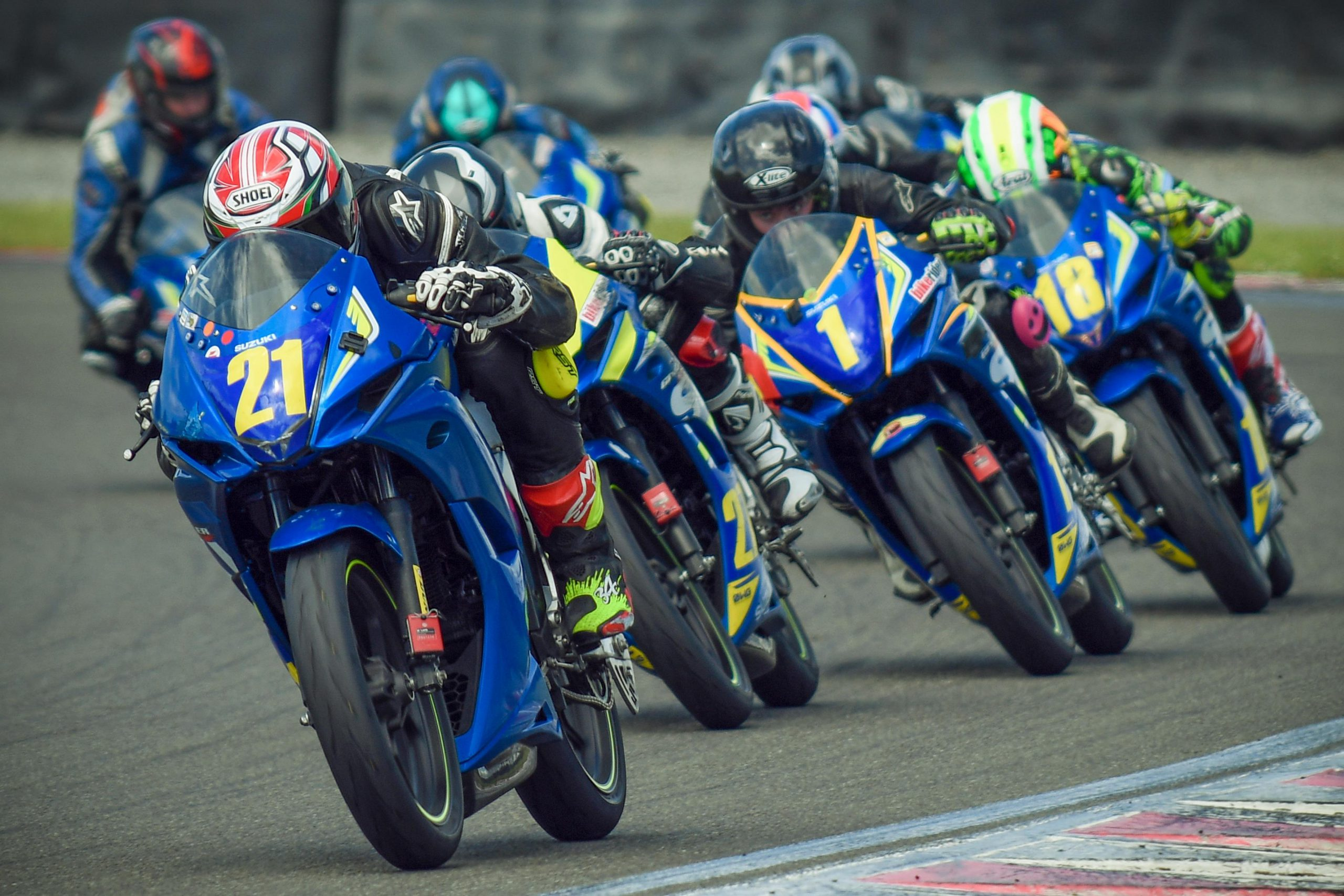 New Zealand Gixxer Cup Continues To Inspire