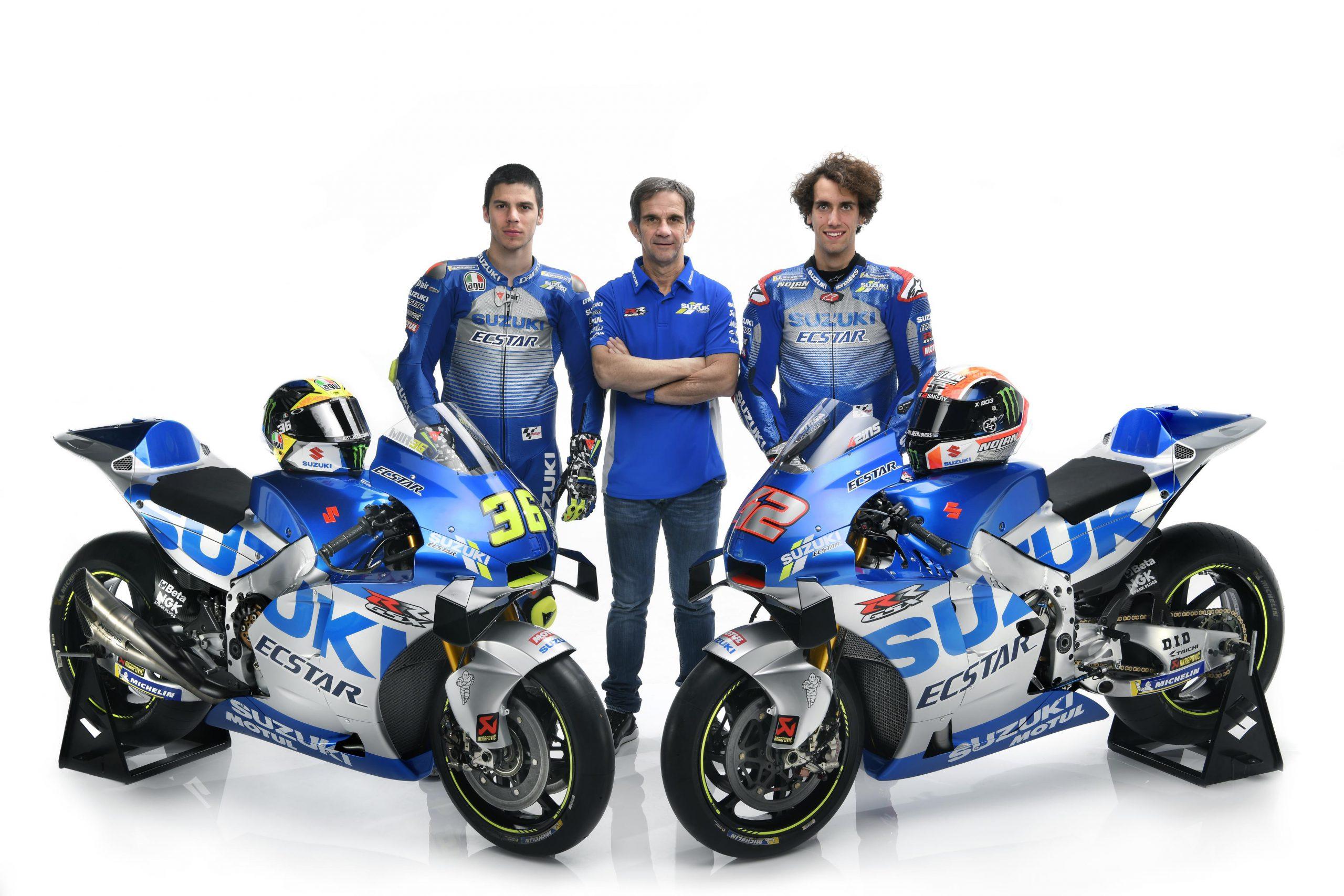 Team Suzuki Ecstar, The Blue-Silver Way