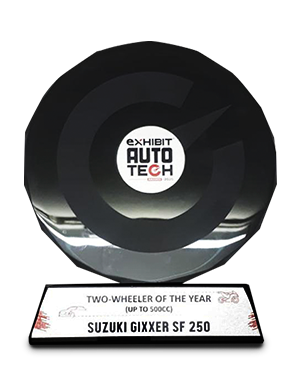 Exhibit Autotech Award 2020