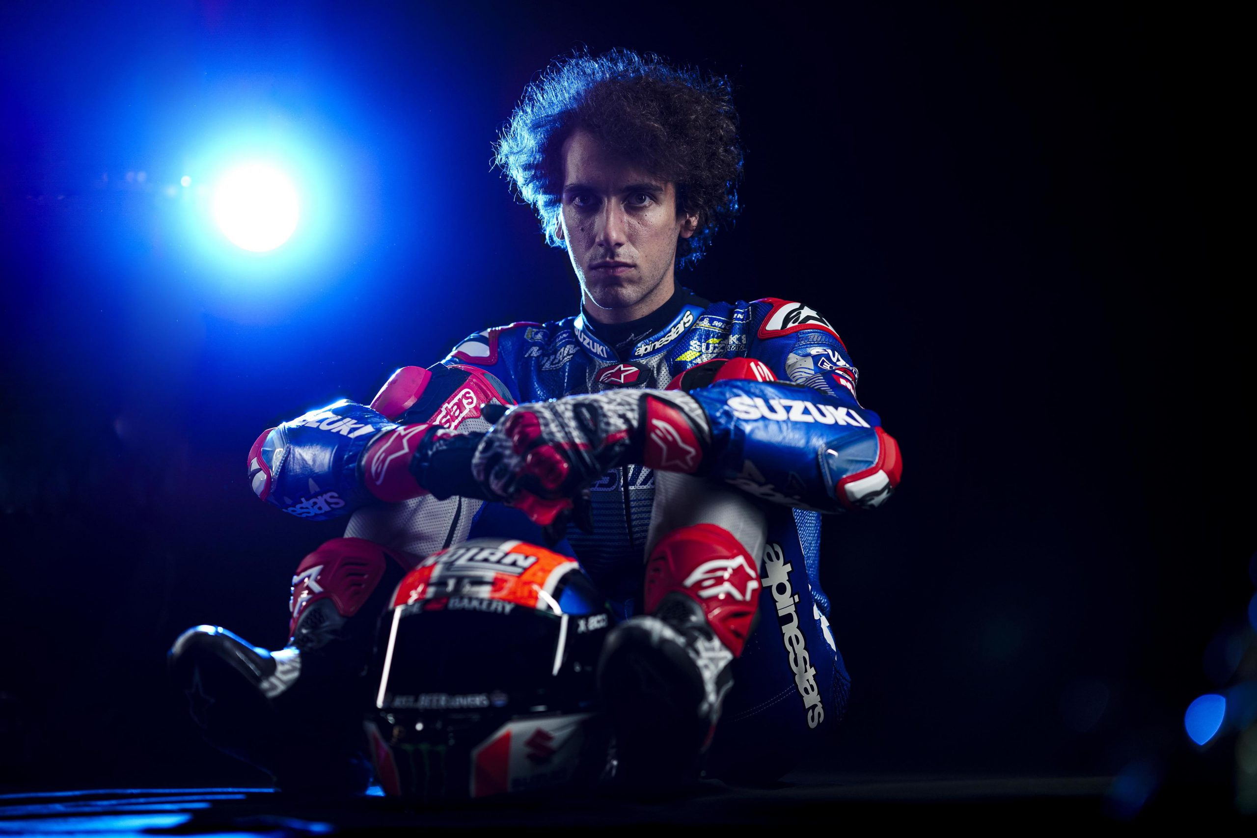 Alex Rins – 'Be Patient And Take Great Care'