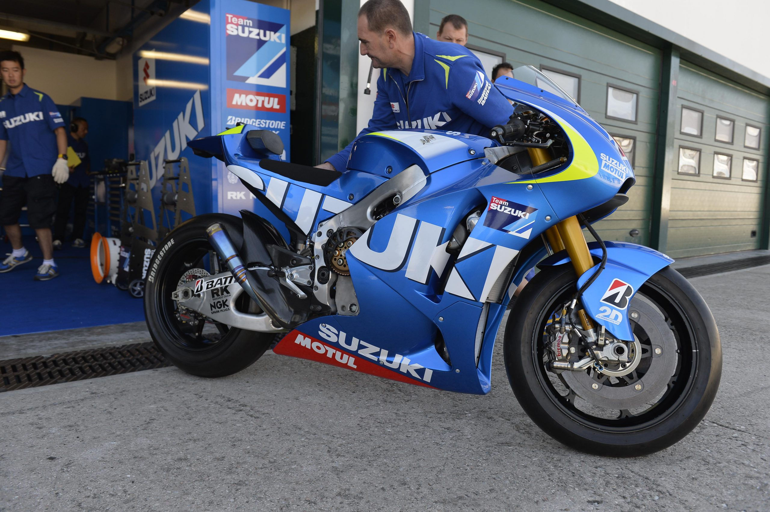 History Revisited – Suzuki's MotoGP Development Report 4 Video – 2013