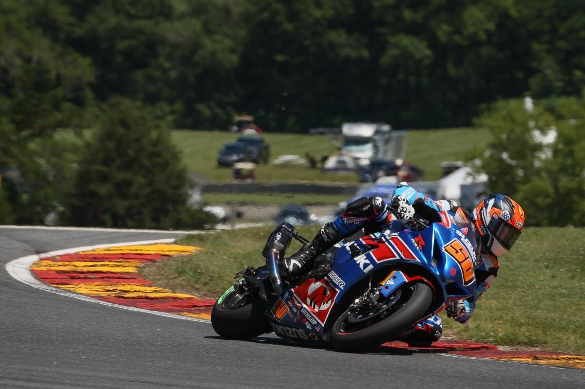 Strong Seconds For M4 ECSTAR Suzuki's Fong And Kelly At Road America