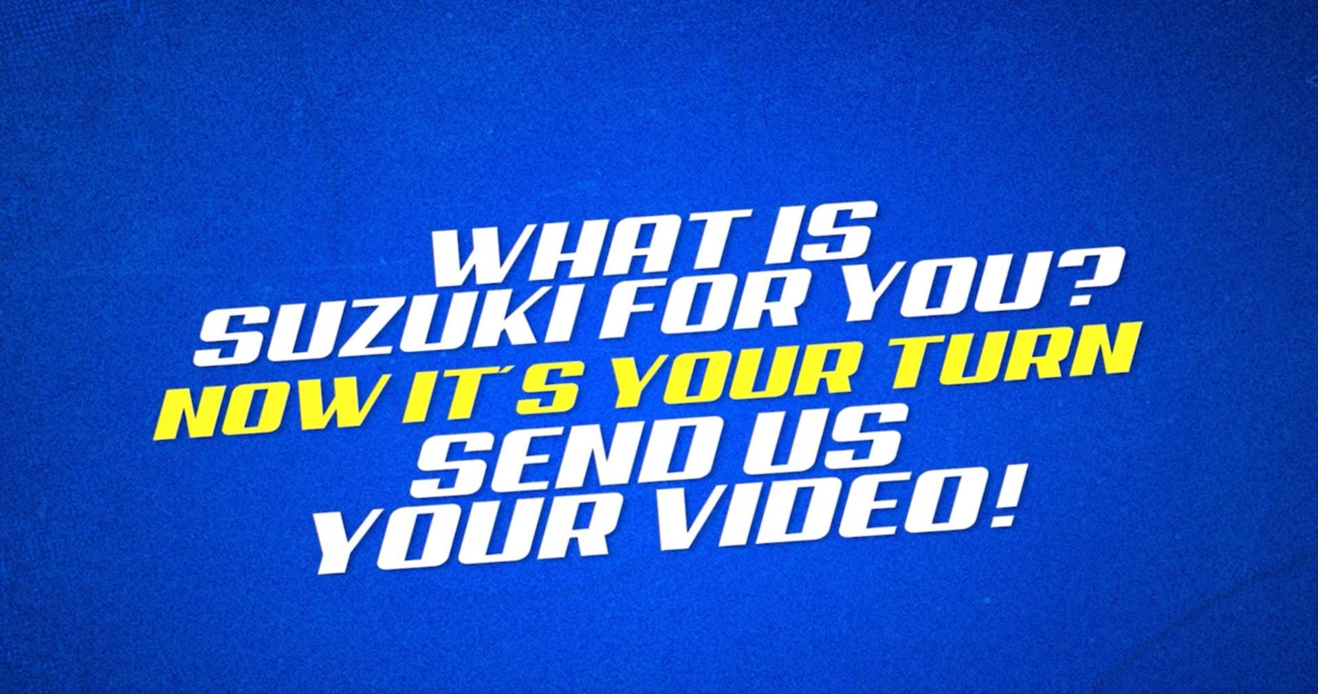 What Is Suzuki For You Video Online