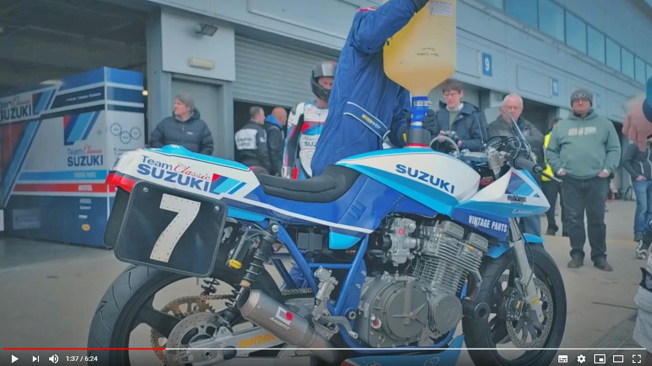 Team Classic Suzuki – The Story So Far Video Online