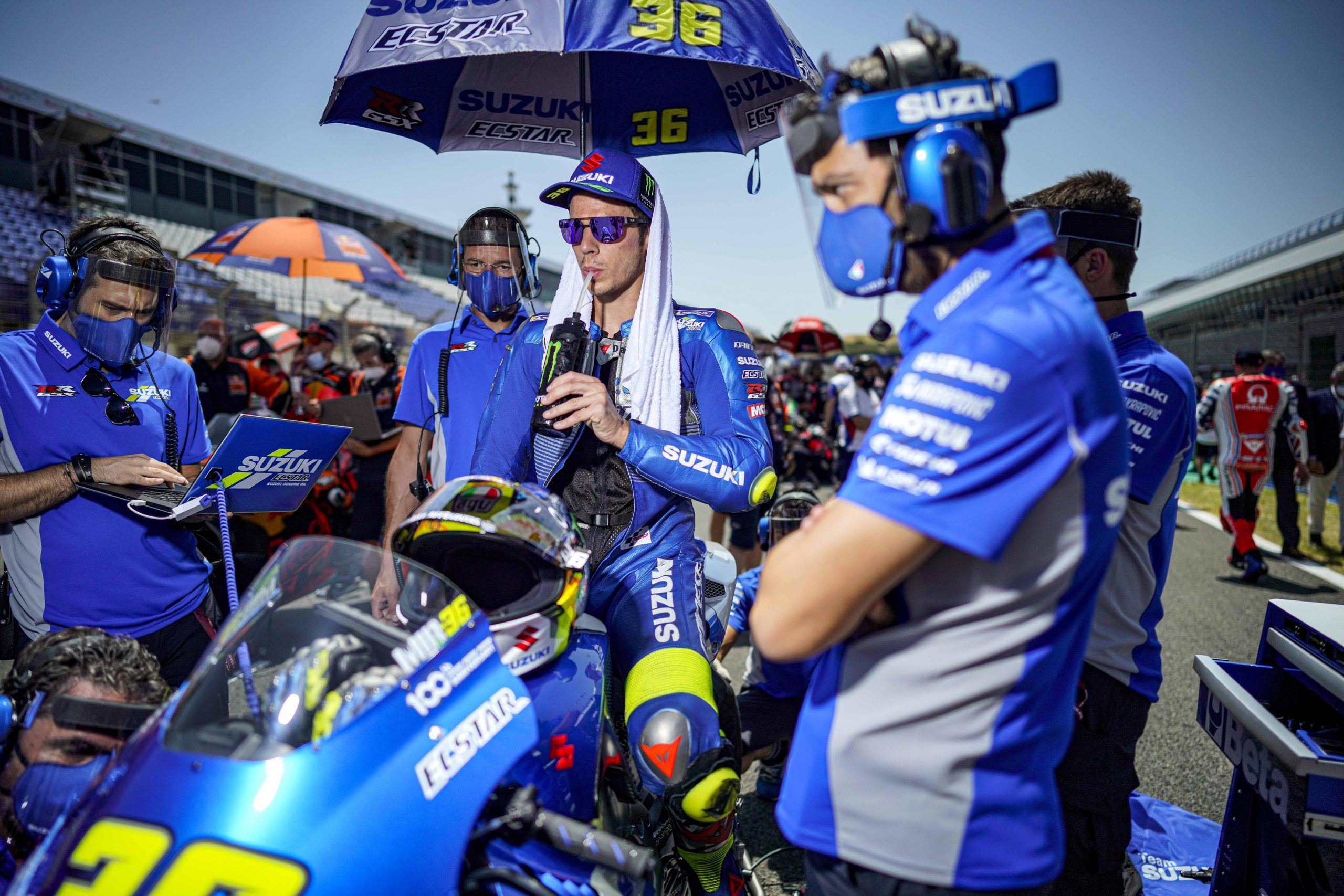 No Points In Spain For Team Suzuki ECSTAR