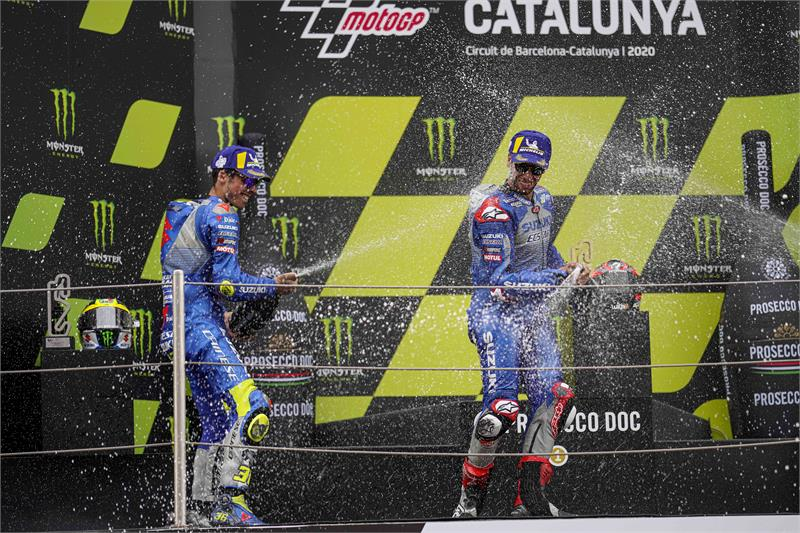 Podium Hat -Trick For MIR And Rostrum Return For RINS