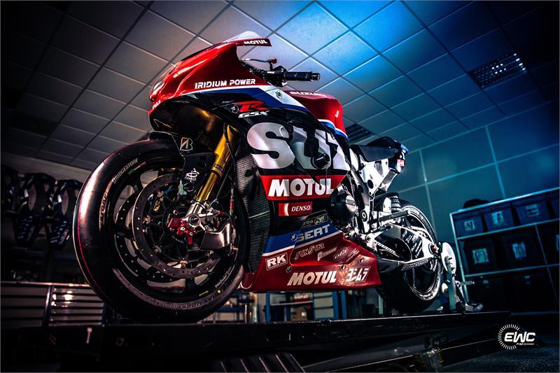 Suzuki To Compete In Endurance World Championship