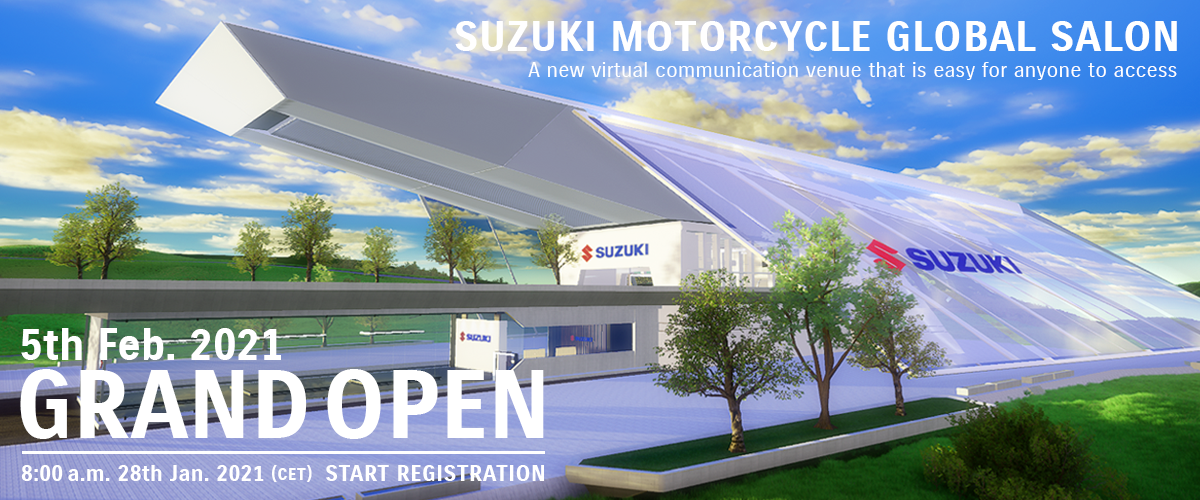 What An Exciting New Initiative By Suzuki Motorcycles!