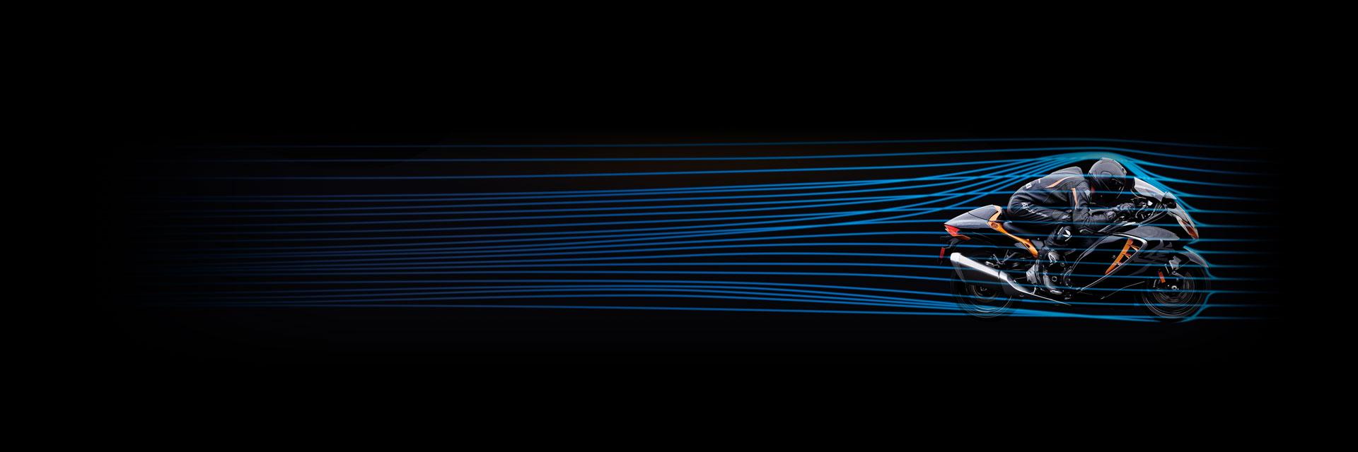 Hayabusa-Styling-Design