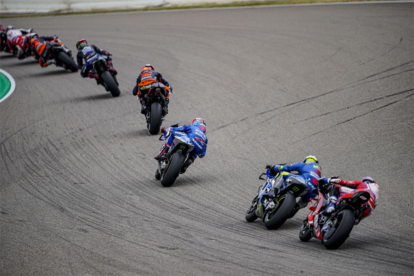 AMERICAS GP BACK ON THE 2021 MotoGP CALENDAR