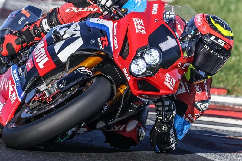 Suzuki Wins 2021 FIM Endurance World Championship Title